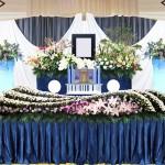 生花祭壇⑨