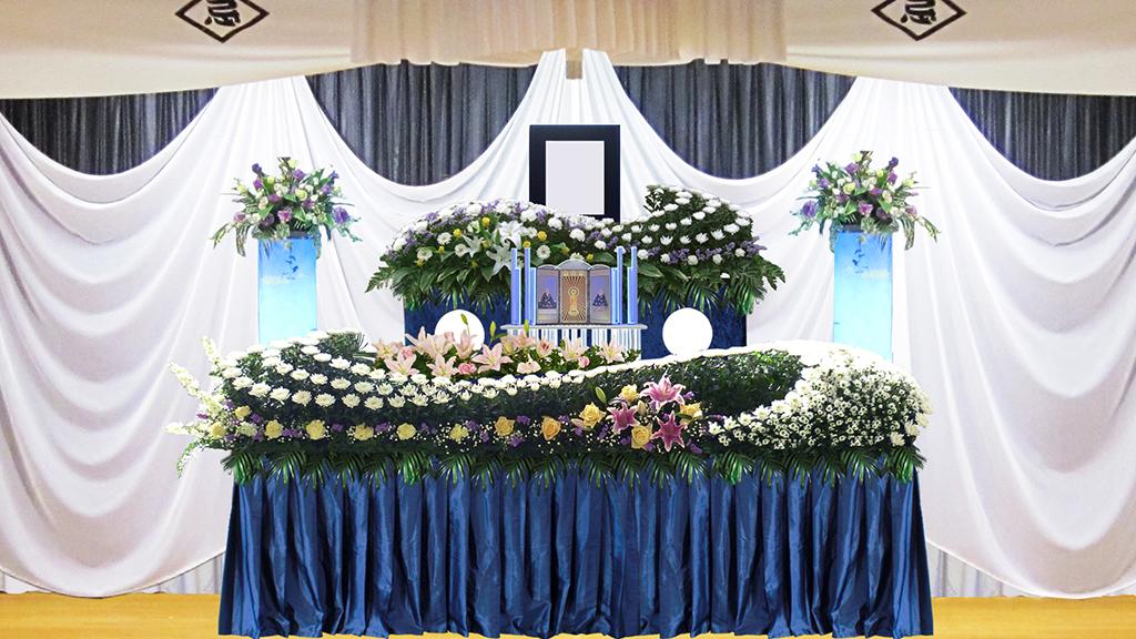 生花祭壇⑧