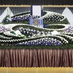 生花祭壇⑥